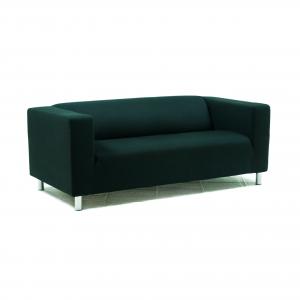 Sofa, schwarz
