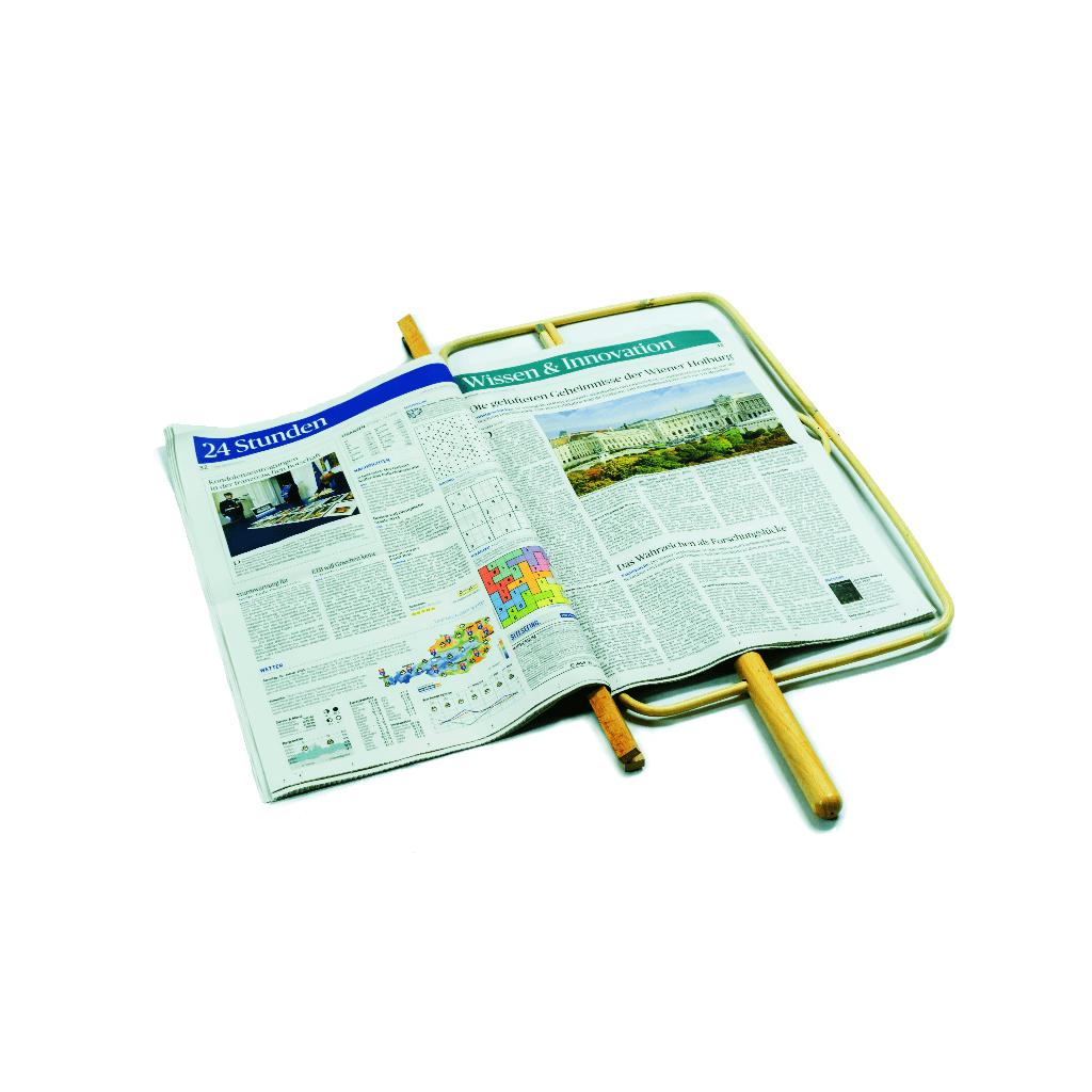 Zeitungshalter